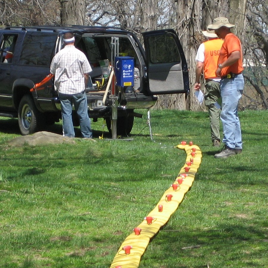 Tracking Seismic Activity