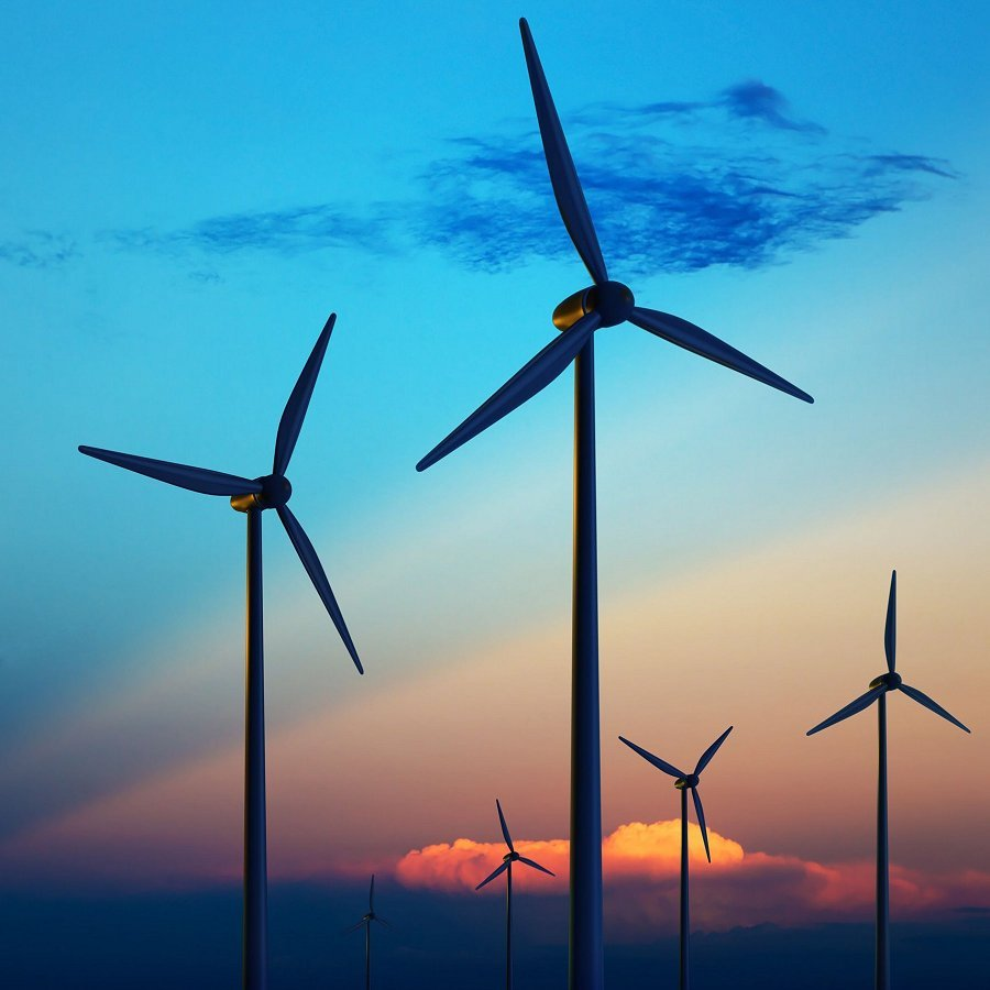 Wind Energy, More Efficiently
