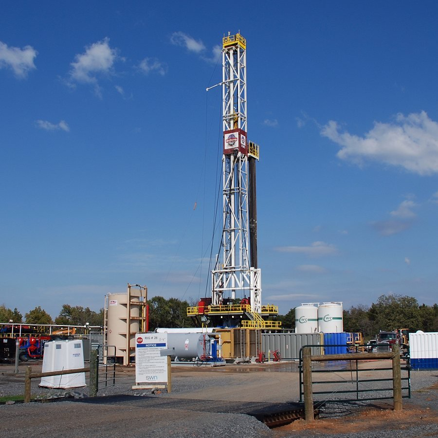Detecting Toxic Chemicals in Fracking Water