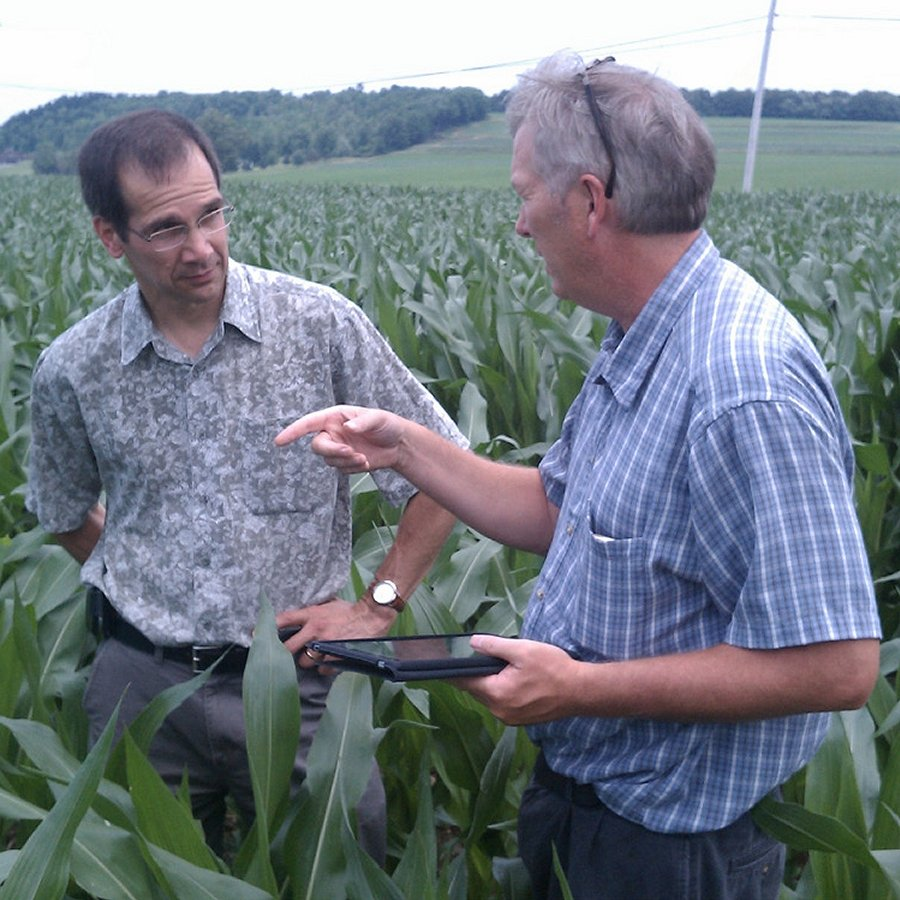 Bridging the NYS Rural and Urban Divide through a Public 'Internet of Things'