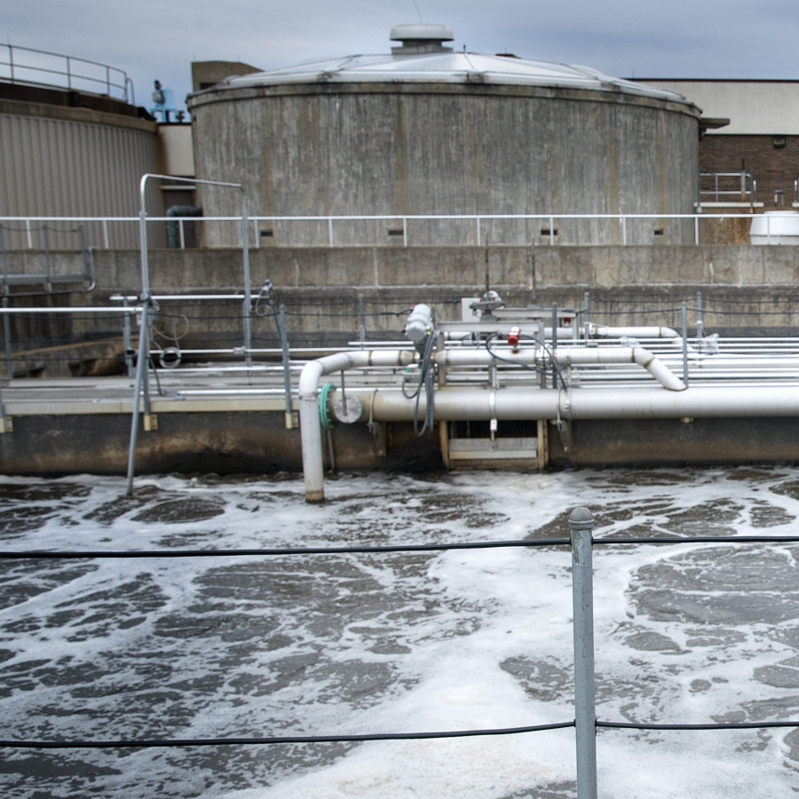 Expanding AnyTown USA Wastewater Treatment Facilities into Local Microgrid Hubs