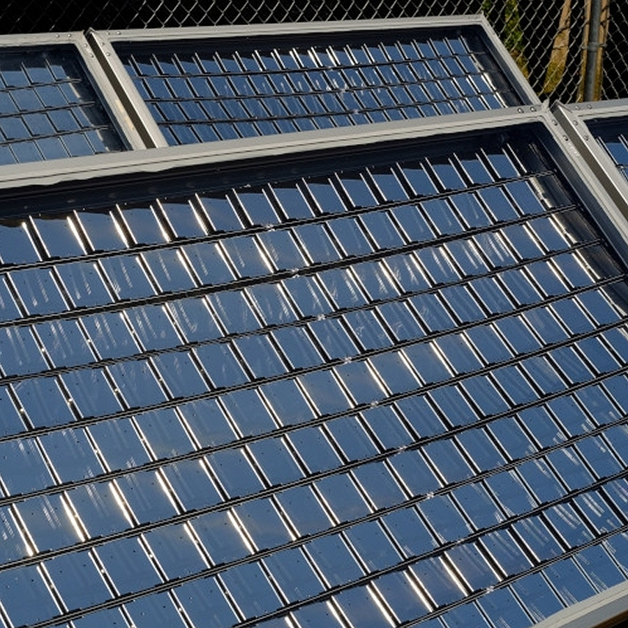 Combined Solar Heating and Thermoelectric Generation as Distributed Energy Resources