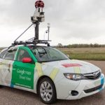 Locating and Quantifying Methane Emissions with a Google Streetview Car