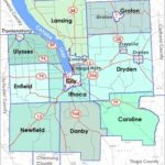 Mapping the Flow and Efficacy of COVID-19-related Information in Tompkins County